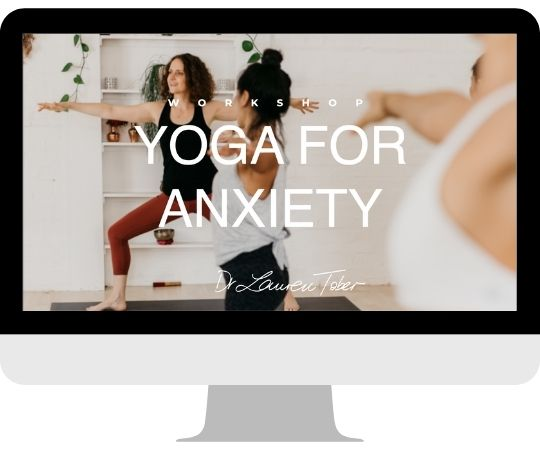 Yoga and Anxiety Workshop